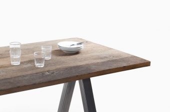 Timber table rectangle