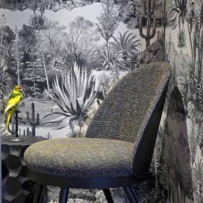 Chaise lili