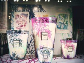 Suite 13 Saint Malo Dinard décoration bougie parfumée Bougie baobab
