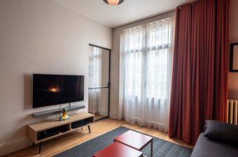 Suite 13 architecture d'intérieur Dinard Saint Malo décoration décorateur mobilier architecte rennes Maison tapissier tapisserie rideaux